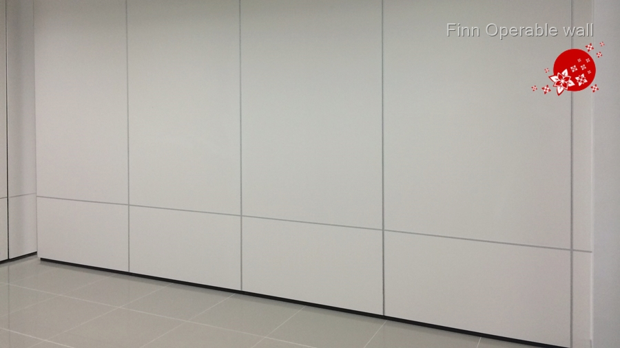 S.K. Food@Samutsakhon Meeting and training rooms :: Finn Operable wall systems