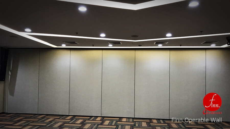 Nomura@Bangkok Meeting & Training Room :: Operable wall systems.