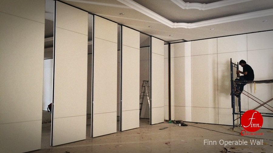 Vibphavadi Grand Ballroom@Suratthani :: Finn Movable wall systems & Operable wall systems