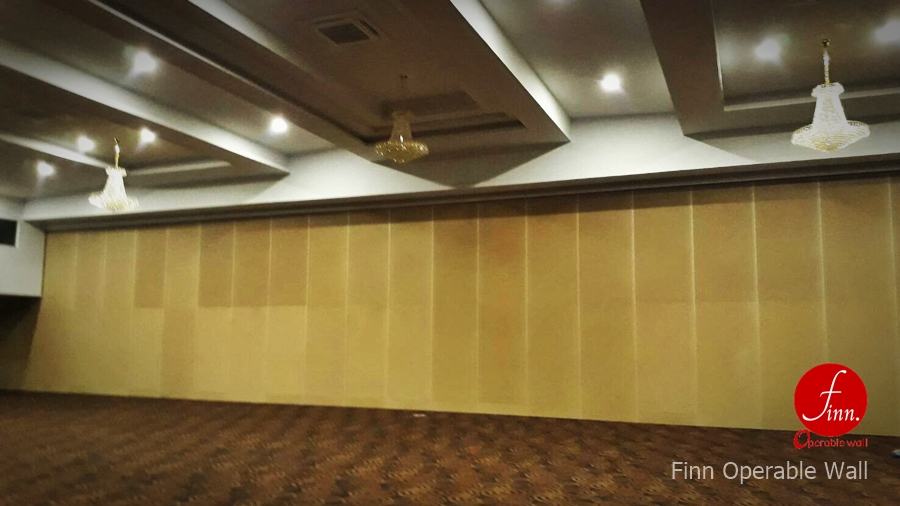 Ingtarn Resort@Nakhonnayok Convention Hall :: Finn Movable wall systems & Operable wall systems