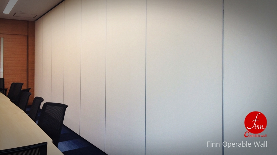 NYK Meeting & Training Room Projects @Bangkok :: Finn Movable walls systems & Operable walls systems