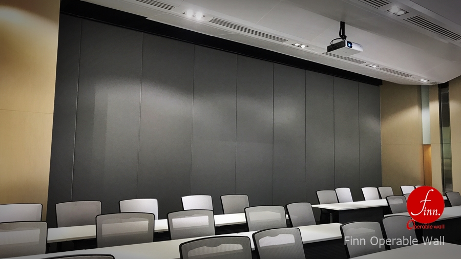 SCB Meeting & Training Room Projects @BKK :: Finn Movable walls systems & Operable walls systems
