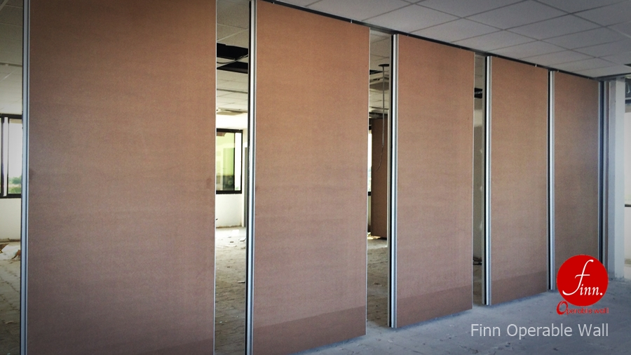 AXA@Chonburi Meeting & Training Room :: Finn Operable wall systems