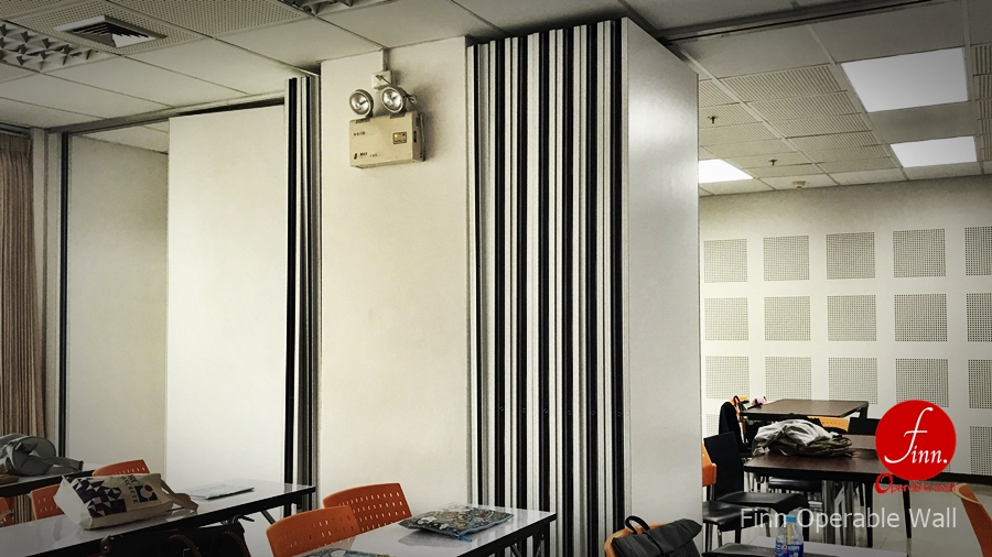 Srinakharinwirot University@Bangkok Meeting & Training Room :: Finn Operable wall systems