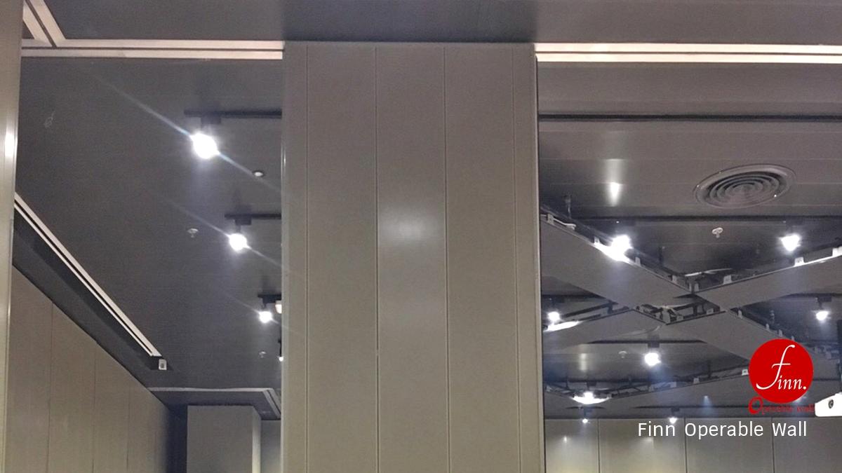 Glowfish@Bangkok :: Meeting & Training Rooms :: Finn Operable wall systems.