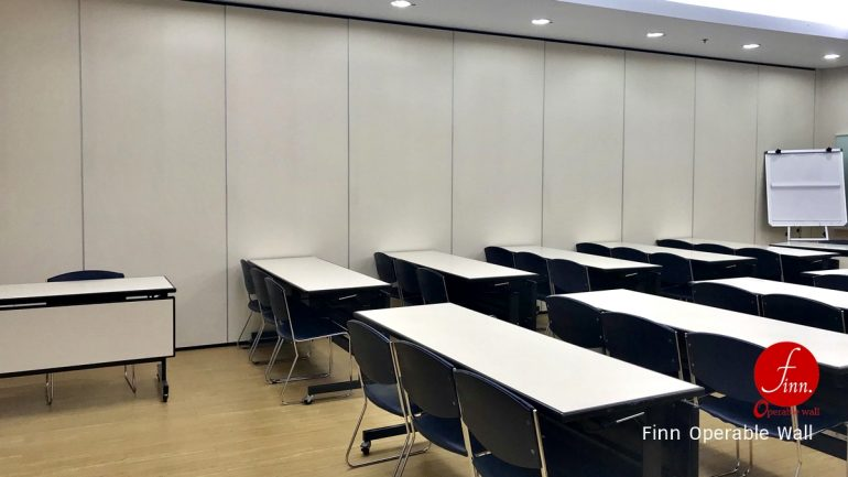 Western Digital. @ Reference Projects. Meeting & Training Room :: Finn Operable wall systems