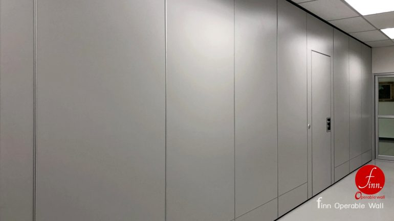 Pigeon Reference Projects. Meeting & Training Room :: Finn Operable wall systems.