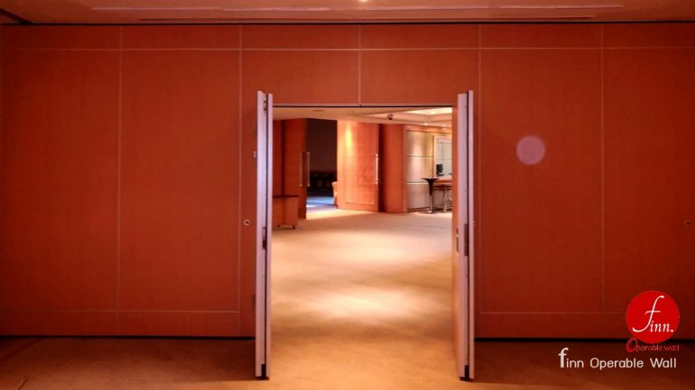 Royal Orchid Sheraton@Bangkok Convention Hall :: Project References Operable wall systems