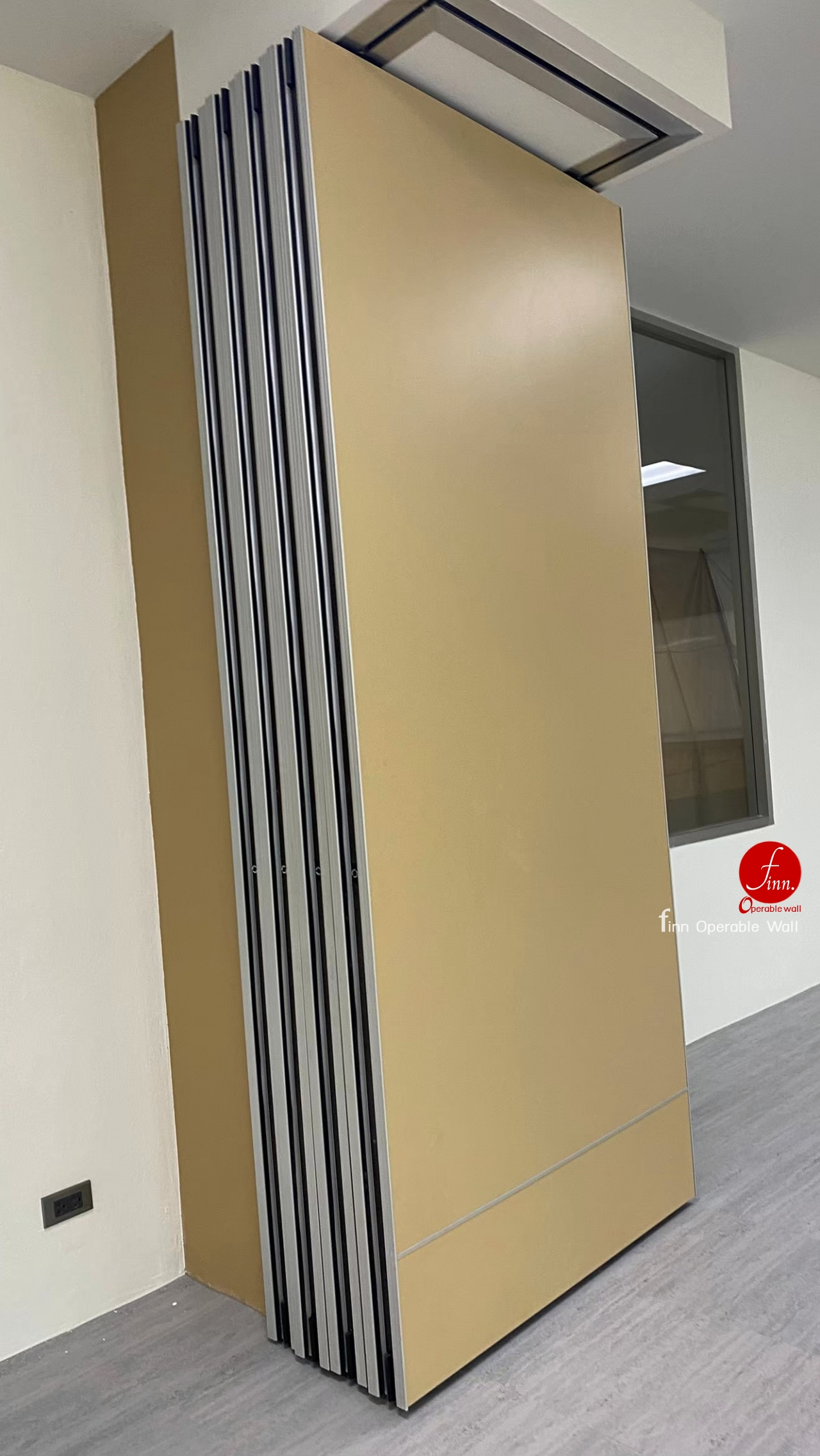 KMITL@BANGKOK # Reference Projects. Meeting & Training Room :: Finn Operable wall systems.