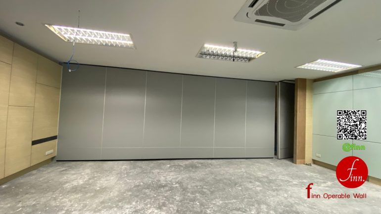 Siam Steel@Samutprakarn # Reference Projects. Meeting & Training Room :: Finn Operable wall systems.