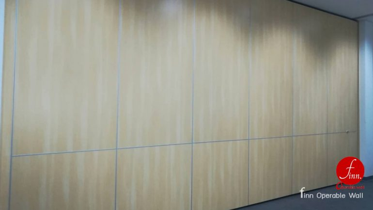 TDFES@Pathum Thani # Reference Projects. Meeting & Training Room :: Finn Operable wall systems.