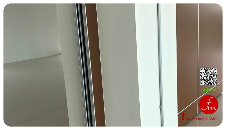 MOVABLE WALL SYSTEM @SD – BANGKOK # Reference Projects. Meeting & Training Room Finn Operable wall systems.